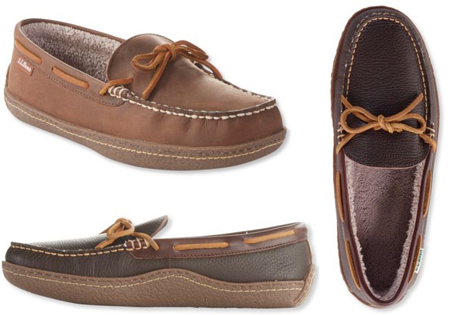L. L. Bean: Extra 20% Off Men's Sale (Handsewn Slippers Only $23.99 - Reg $50)