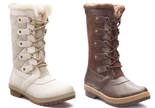 Women's Winter Boots for Only $7.99 at