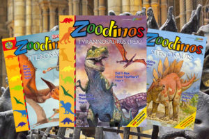ZooDinos Magazine Issue Just $1 Shipped + FREE Activities & Digital Version
