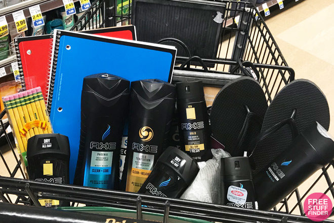 Axe Personal Care Products As Low As $1.99 at Kroger Affiliates (Load Coupons Now!)