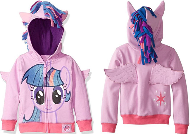1b90a302e8 My Little Pony Twilight Sparkle Hoodie for Just $5.98 + FREE ...