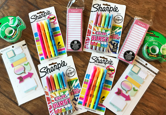 Giveaway! 2 Readers Will Win Back-to-School Prize Pack #3 (Easy to Enter! Ends Soon!)