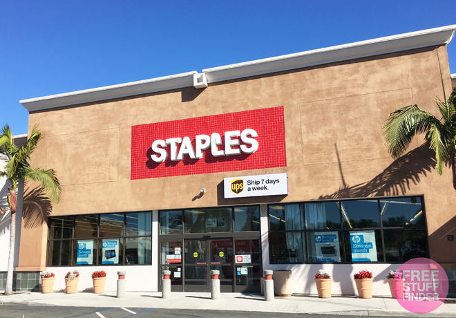Back To School Deals This Week at Staples (Week 8/19 - 8/25)