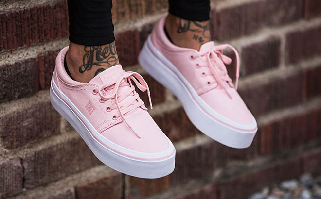 DC Shoes: Up to 70% Off + FREE Shipping