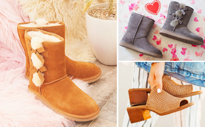 48adccd0757 HURRY! Up To 50% Off Koolaburra by UGG Boots & Shoes (Prices Start ...