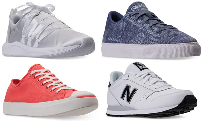 Up to 70% Off Men's & Women's Sneakers at Macy's (Converse