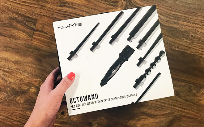 The Winner for FREE Nume Octowand Giveaway Is…