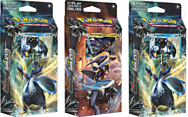 Pokemon Sun & Moon Ultra Prism Theme Deck JUST $6 99 (Reg