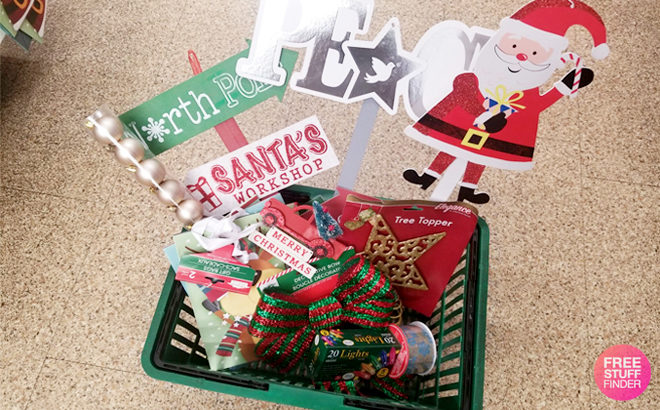 Dollar Tree: Holiday Decor & Stocking Stuffers ONLY $1 (Lights, Trees, Ornaments!)