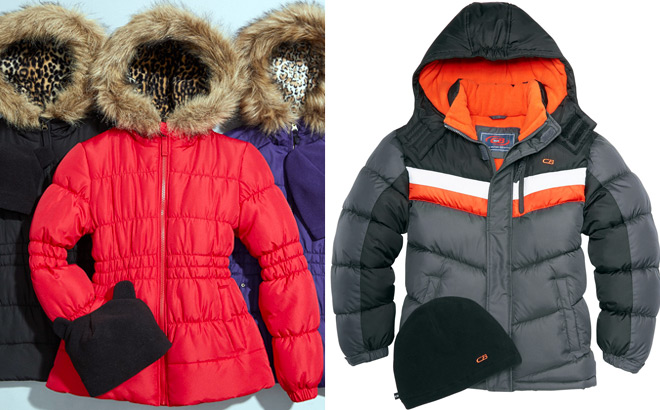 17ca5ebc432 Macy's: Kids Puffer Jackets for ONLY $24.99 – Regularly $85 (Girls ...