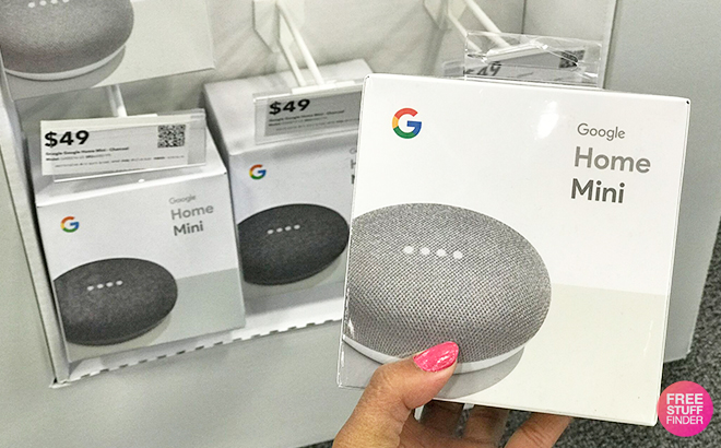 Google Home Mini 3 Pack Just 75 Reg 147 Free Shipping Only 25 Each