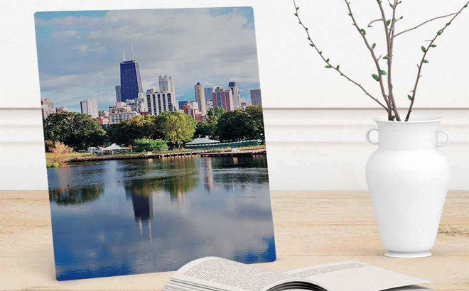 Metal 11x14 Photo Panel for Just $14 + FREE Pickup (Regularly $40) - Last Day!