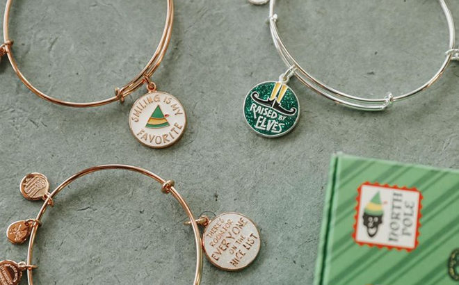 Up to 70% Off Alex & Ani Bracelets & Charms + FREE Shipping (From JUST $9!)