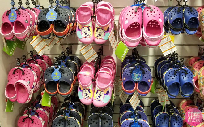 Crocs: 50% Off Pre-Black Friday 2-Day Sale (Starting at JUST $10) - Ends Tomorrow!