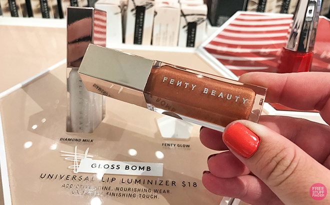 GIVEAWAY! Win FREE Fenty Gloss Bomb Universal Lip Luminizer (72-Hour Giveaway!)