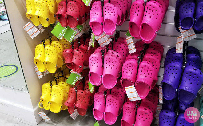 Crocs TWO for $35 Sale! Kids Plush Clogs $17 (Reg $40) - Styles for the Whole Fam