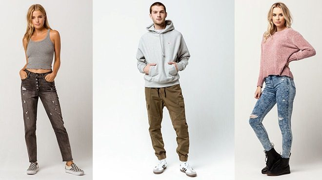 Extra 60% Off Tillys Clearance Items + FREE Shipping (Clothing, Shoes & Accessories!)