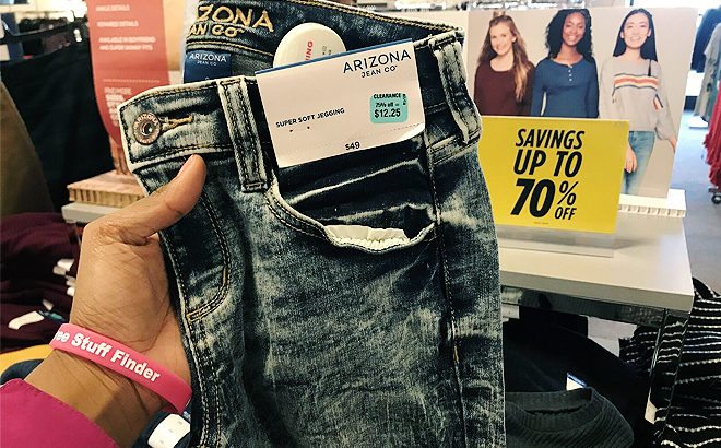 Clearance Finds: Up to 70% Off Apparel & Shoes at JCPenney (Nike, Arizona & More!)