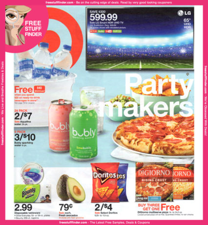*HOT* Target Ad Preview (Week 1/27 – 2/2)