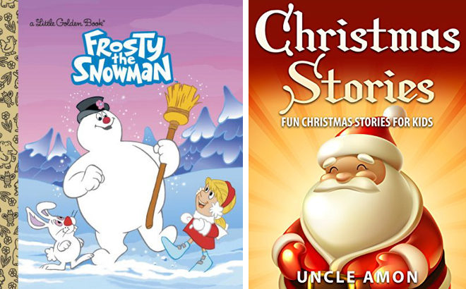 FREE Kids Christmas Books Kindle Edition + 50% Off Hardcover & Paperback Books