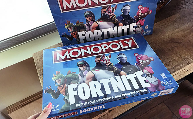 Monopoly Fortnite Game JUST $8.99 (Regularly $20) - Lowest Price EVER!