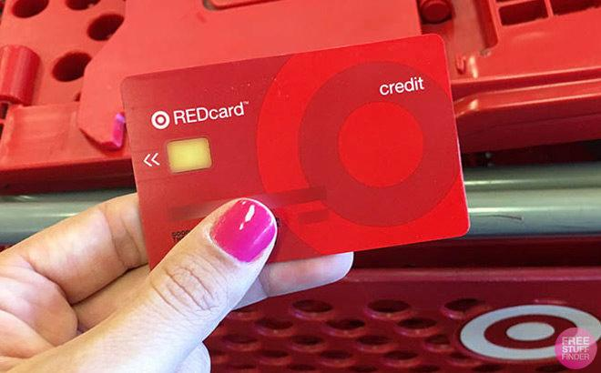 SWEET! $50 Off $150 Target Purchase with New REDcard (Signup Now!)