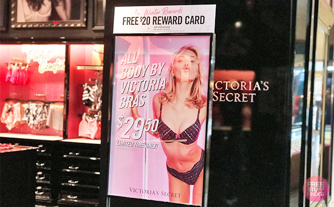 Victoria's Secret: Select Body by Victoria Bras ONLY $29.50 (Regularly $67)