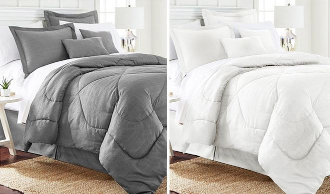 Chevron Comforter Sets 6-Piece ONLY $19.99 at Zulily (Ends on February 14th)