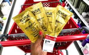 L'Oreal Elvive Damage Erasing Hair Masks JUST 74¢ at Target (Reg $2)