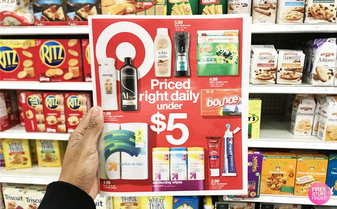 Target Weekly Matchup for Freebies & Deals This Week (2/17 - 2/23)