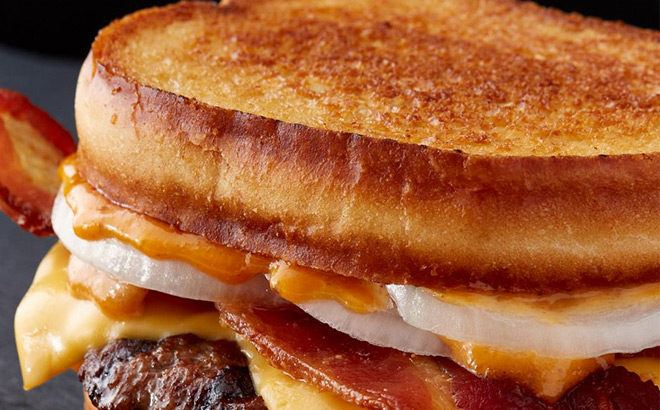 Burger King Sourdough Burger for JUST 1¢ with First Mobile Order (New Users Only!)