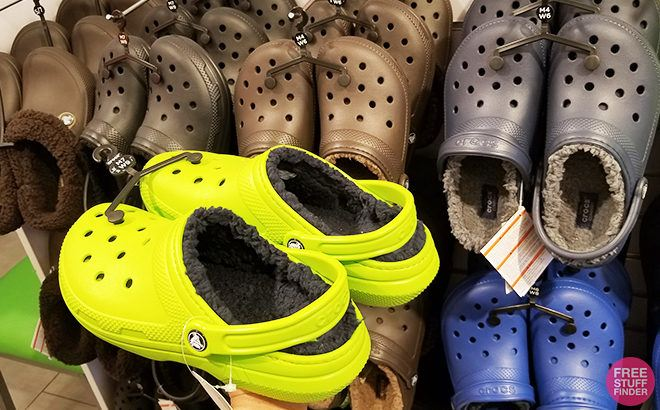 Crocs Clogs, Flips & Slides Up To 70% Off (Starting at JUST $10.49) - Today Only!