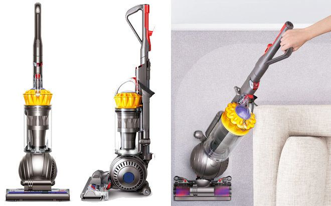 Dyson Ball Multi-Floor Upright Vacuum for ONLY $159.99 + FREE Shipping (Reg $400)