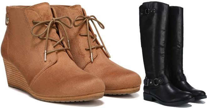 Women's Boots ONLY $20 at Famous Footwear + FREE Shipping (Regularly $100)