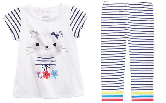 First Impressions Mix & Match Baby Outfits for ONLY $4.50 (Regularly $13) at Macy's