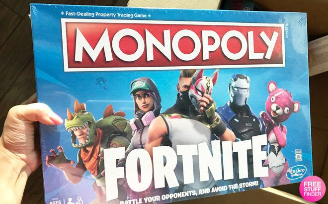 monopoly fortnite just regularly 20 up to 60 off popular games on amazon. Black Bedroom Furniture Sets. Home Design Ideas
