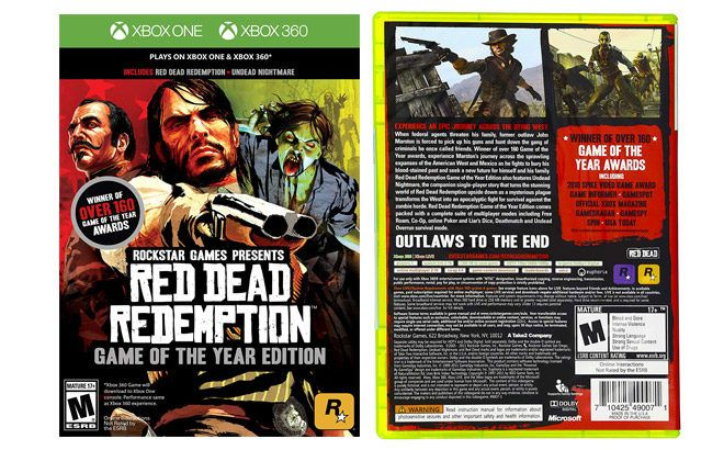Red Dead Redemption Game for ONLY $8.99 (Reg $30) at Best Buy + FREE Store Pickup