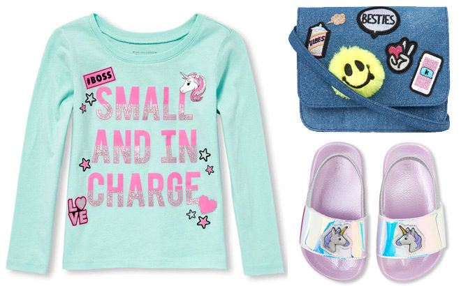 Up to 70% Off Children's Place Sitewide + FREE Shipping (Starting at JUST $2!)