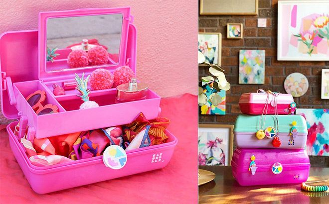 Caboodles Vintage Beauty Cases Starting at Only $8.50 at JCPenney (Today Only!)