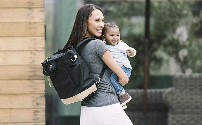 Ergobaby Tote Diaper Bag for ONLY $39 + FREE Shipping (Regularly $55)
