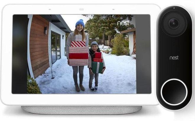 Google Home Hub & Doorbell Bundle $249 (Reg $378) + FREE Shipping (Today Only)