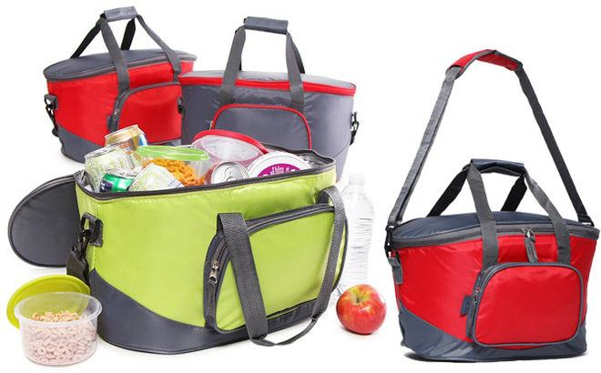 0eac1e3cf742 Insulated Cooler Picnic Bags for JUST  7 (Today Only) - Regularly  24!