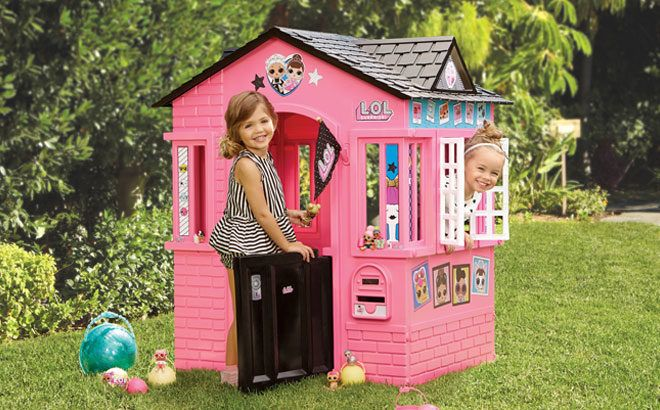L.O.L. Surprise! Cottage Playhouse $104.99 (Reg $140) at Walmart + FREE Shipping