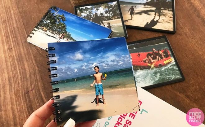 FREE Photo PrintBook + FREE Store Pickup at Walgreens (Regularly $7) - Ends TODAY!