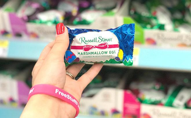 Russell Stover Easter Singles ONLY 33¢ at Walgreens - No Coupons Needed!