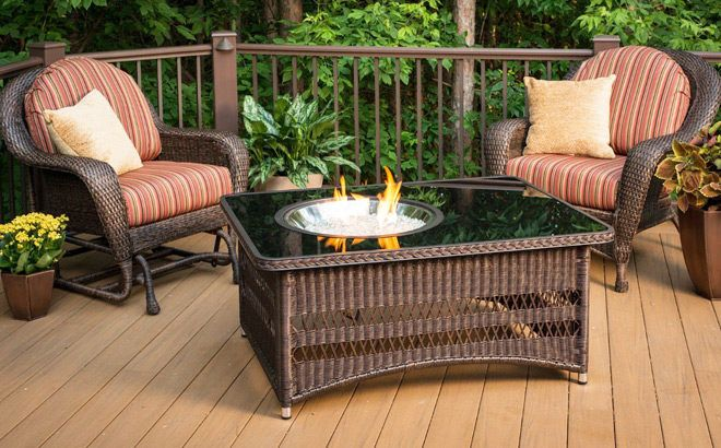 Fire Pits & Patio Heaters Sale Up to 75% Off (Starting at Just $28) - Limited Time Only!