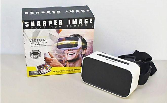 Kohl's Easter Toys Sale - Sharper Image Virtual Reality JUST $14.99 (Regularly $50)