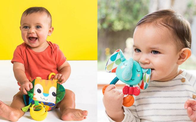 Buy One Get One 50% Off Baby Toys at Target (Starting at $3.74) - Hundreds of Cute Toys!