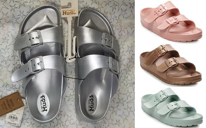 Women's Mudd Sandals Starting at Only $5.66 at Kohl's (Regularly $16) - Today Only!