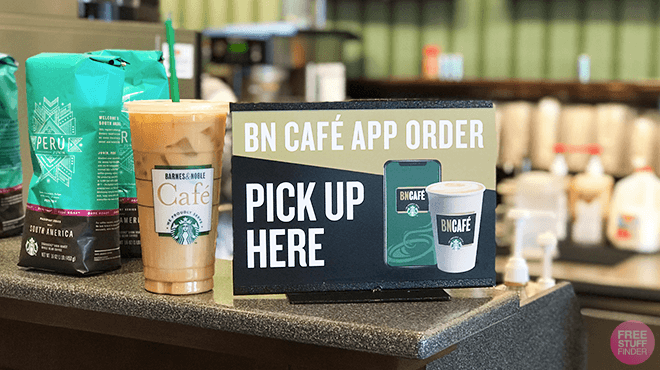 Barnes And Noble Cafe Menu - BARN